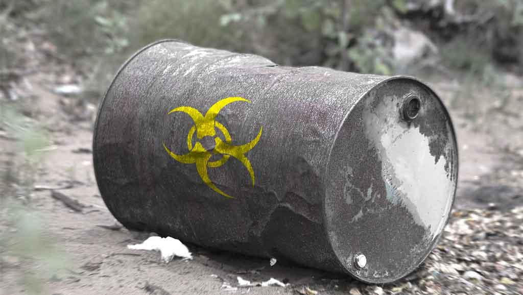 Residuos-tóxicos
