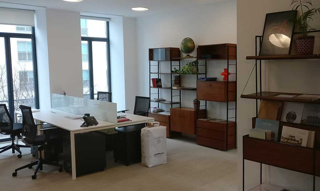 oficinas en Lisboa