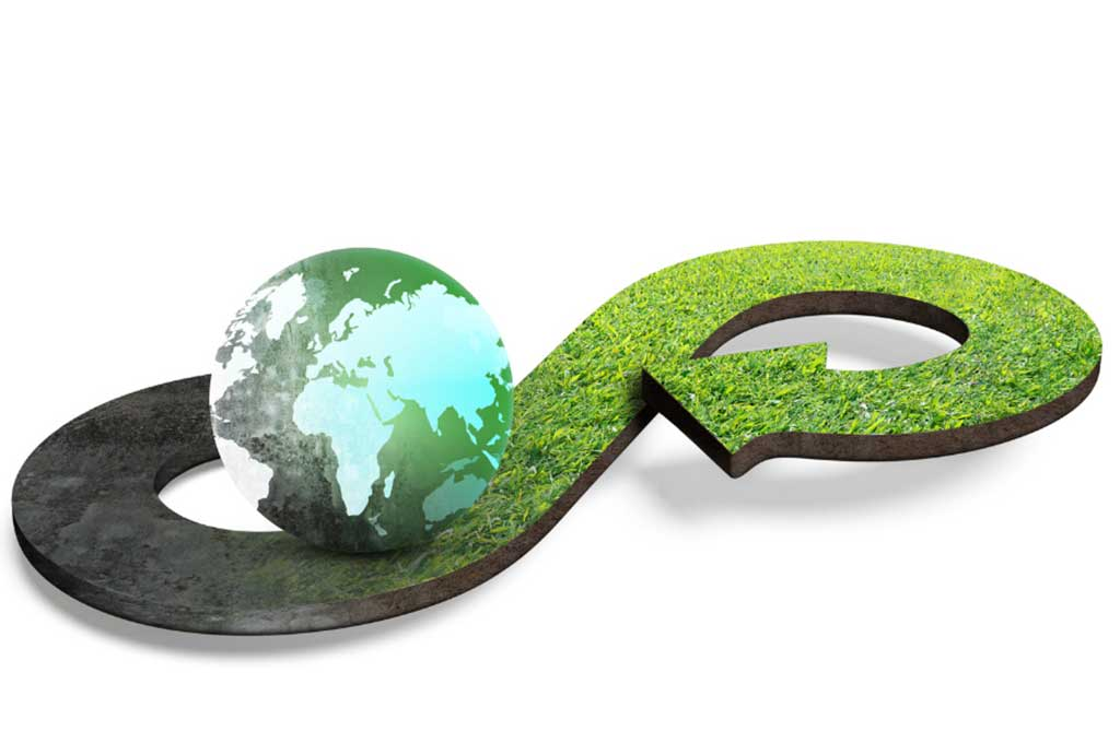 Which countries are leading the change in circular economy?