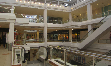 Centros comerciales |Construcía