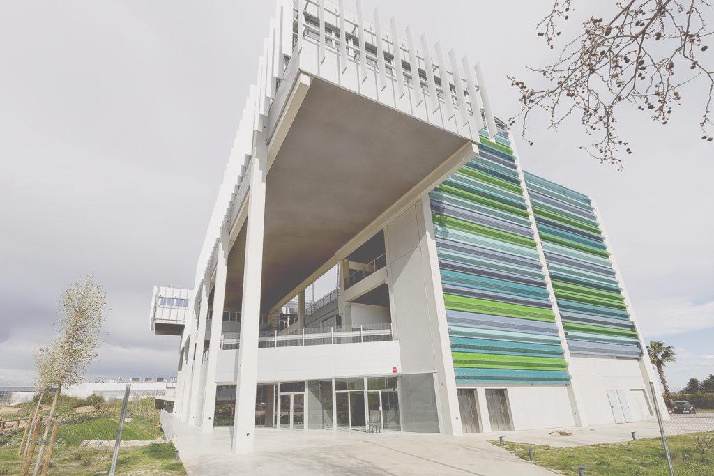 Edificio Gonsi economía circular