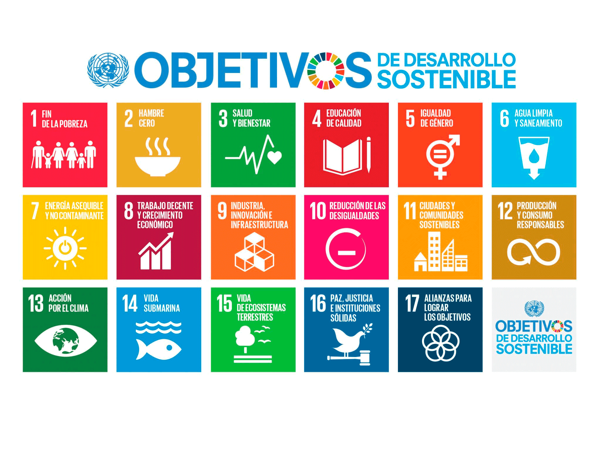 Grupo Construcía y su compromiso con los ODS