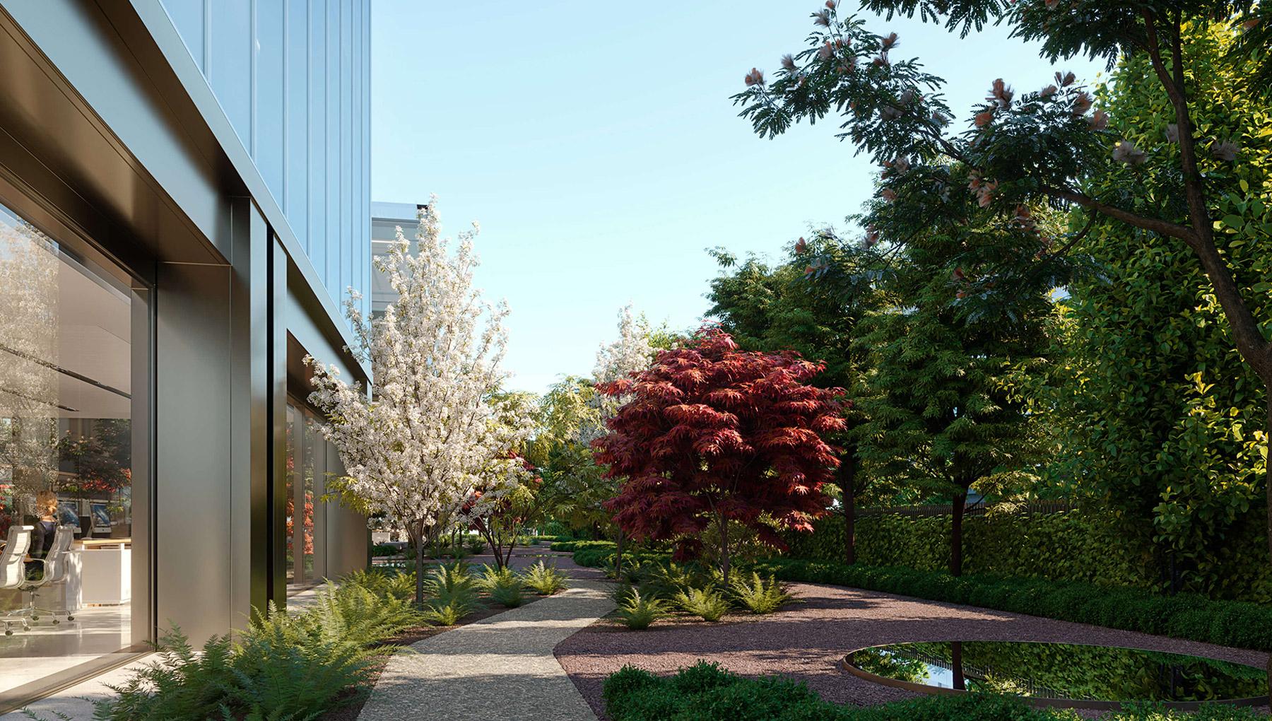 Árima encarga a Construcía el que será su proyecto estrella de oficinas sostenibles